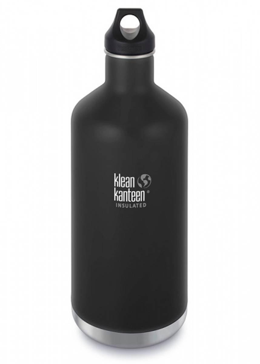 Klean Kanteen Classic Insulated 1900 ml, Shale Black