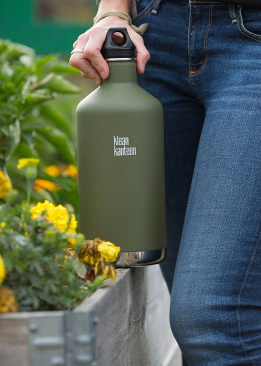 Klean Kanteen Insulated 1900 ml, Stainless steel