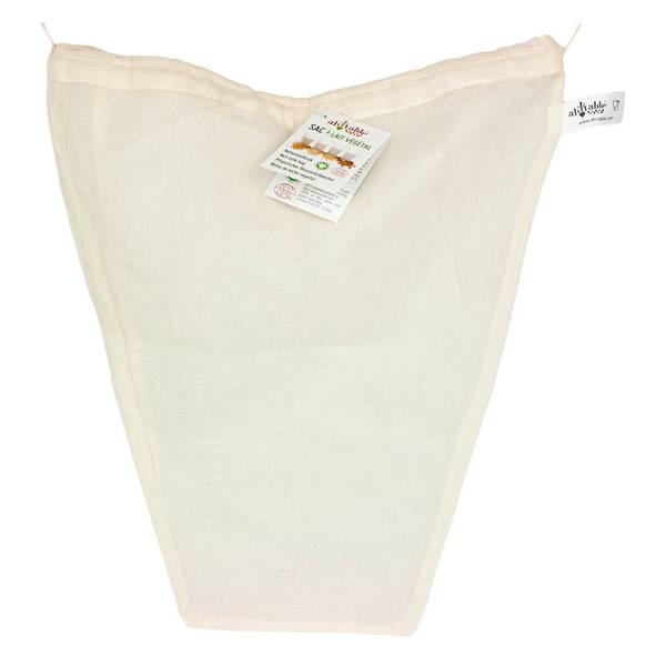 Bilde av 2-pk nøttemelkpose i økologisk bomull / Ahtablé