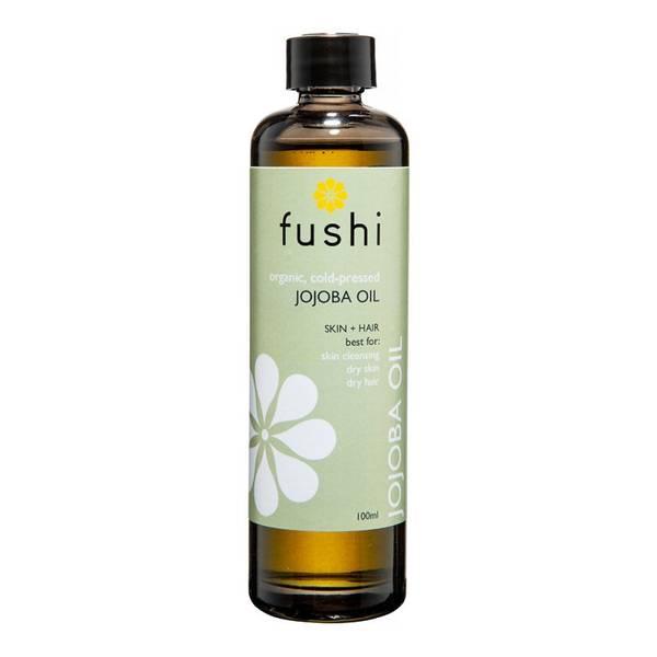 Bilde av Fushi gylden jojobaolje 100 ml, økologisk