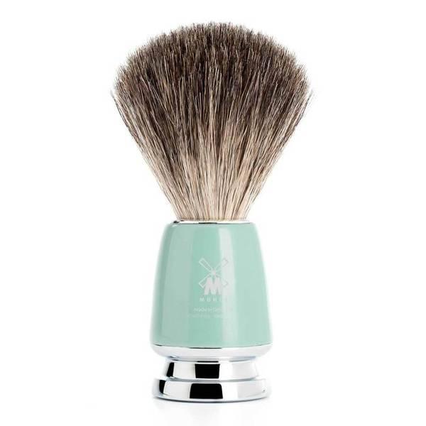 Bilde av  Mühle Rytmo barberkost m/grevlingbust, MINT
