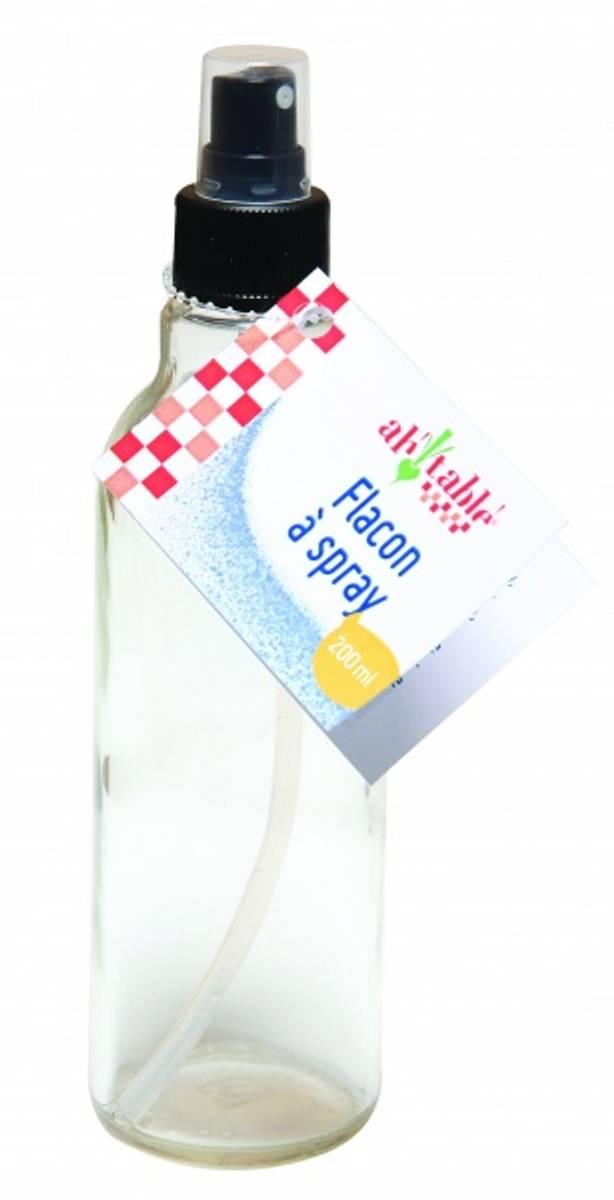 *SKATTEKISTE* Sprayflaske i glass, 100 ml