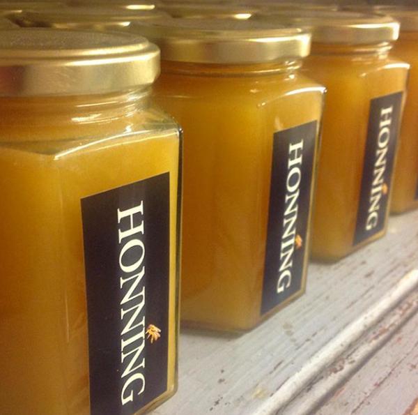 Bilde av Grims Have honning 250g