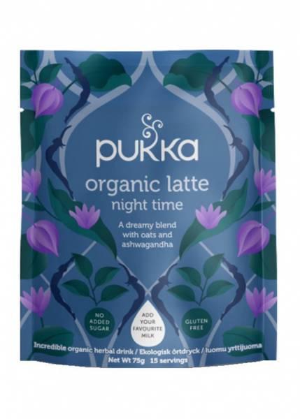 Bilde av Pukka Latte Night Time 75 g