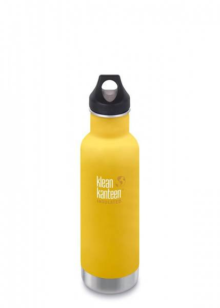 Bilde av Klean Kanteen Classic Insulated 592 ml, Lemon Curry