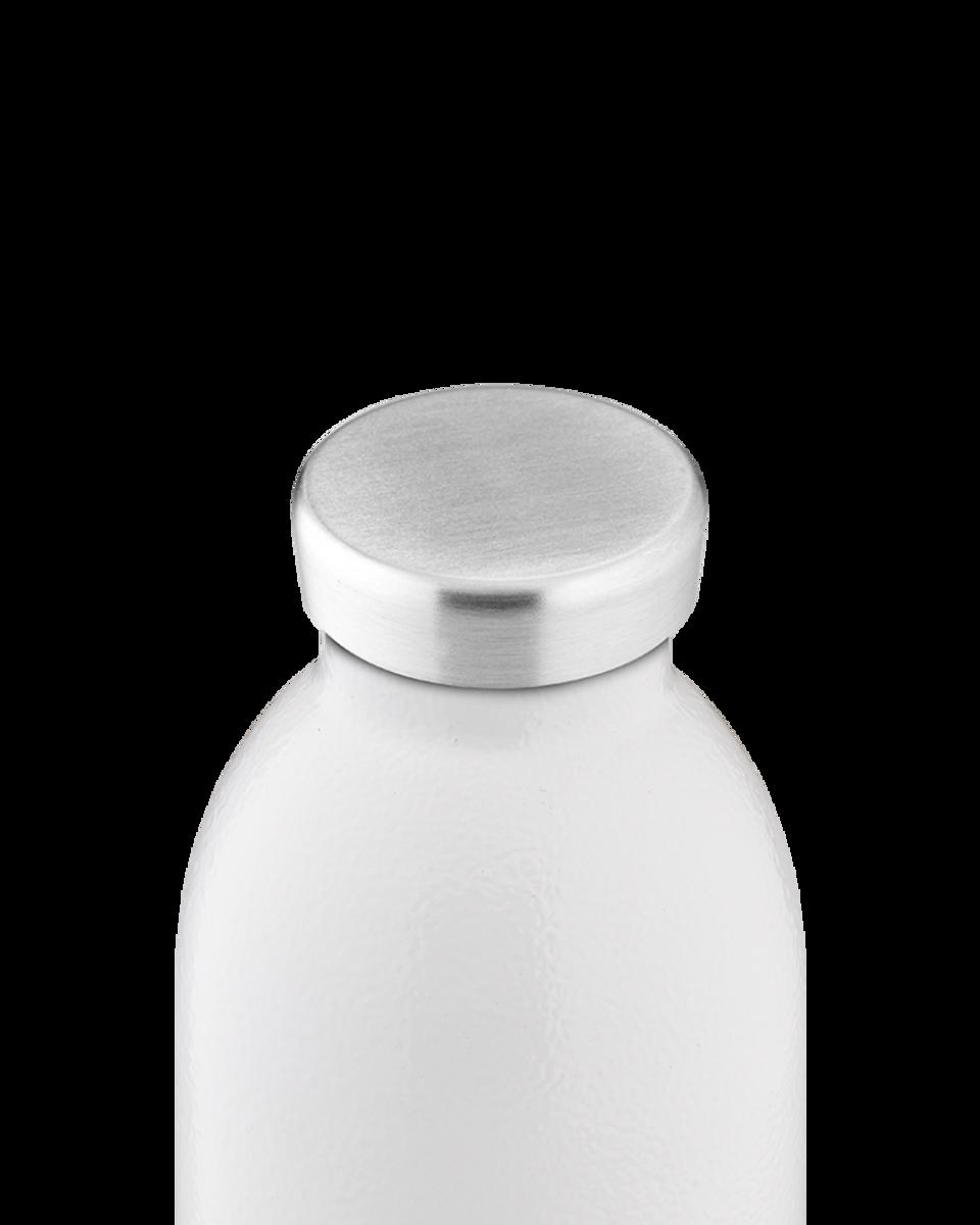 CLIMA 0.5L Isolert termoflaske Arctic White / 24Bottles
