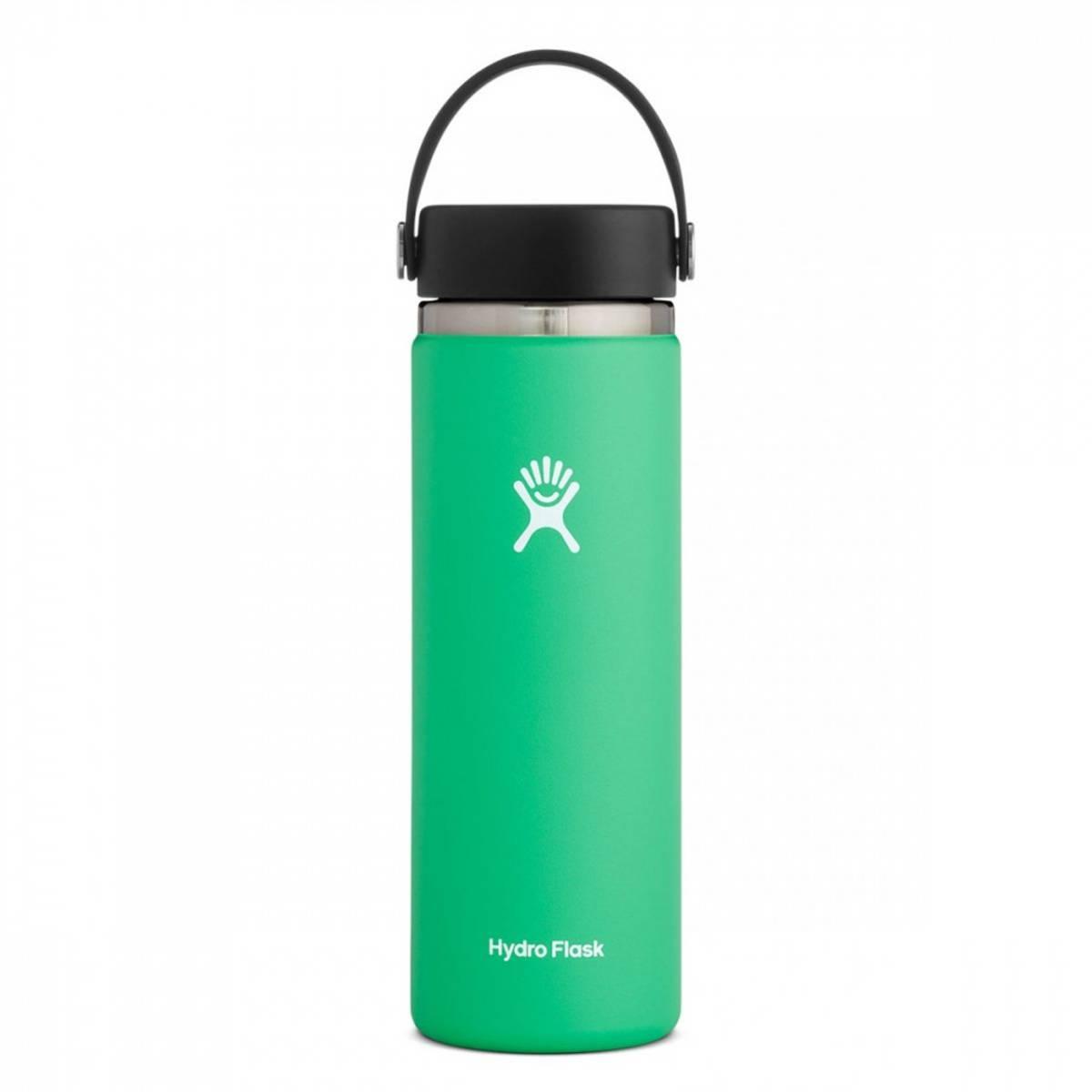 Termoflaske 591ml, SPEARMINT,Wide Mouth Flex Cap / Hydro Flask