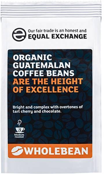 Bilde av Guatemalan kaffebønner 227 g / Equal Exchange
