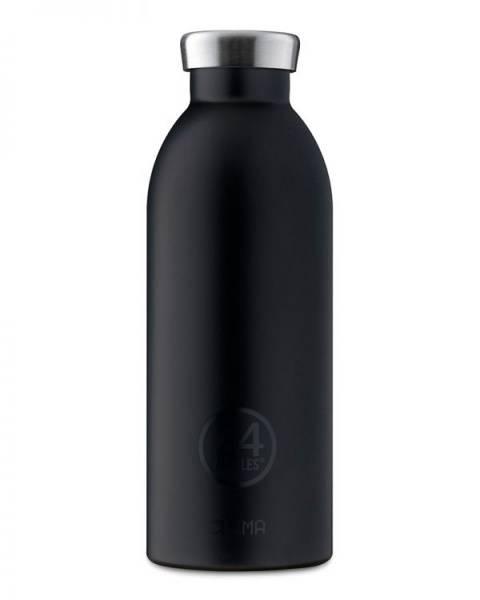 Bilde av CLIMA 0.5L Isolert termoflaske Tuxedo Black / 24Bottles