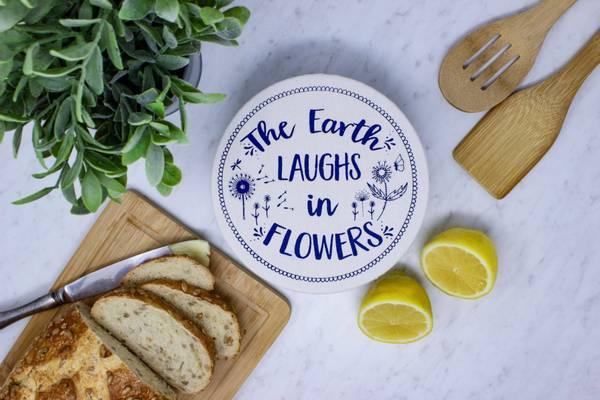 Bilde av  str. S Vokset bolletrekk // Earth laughs in flowers
