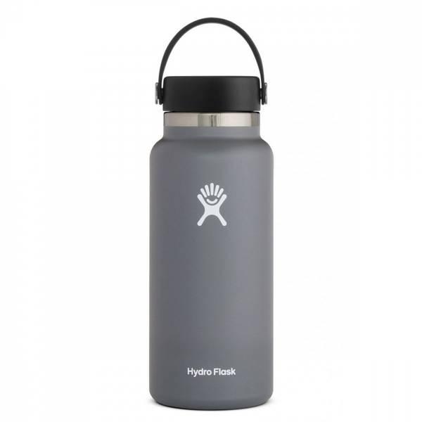 Bilde av Termoflaske 946 ml, STONE,Wide Mouth Flex Cap / Hydro Flask