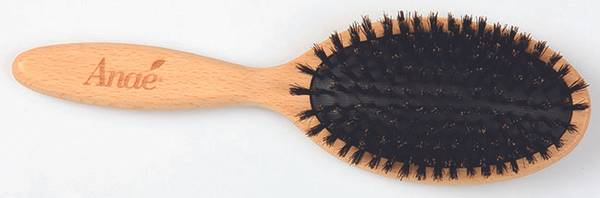 Bilde av Plastfri hårbørste med villsvinbust / Anaé