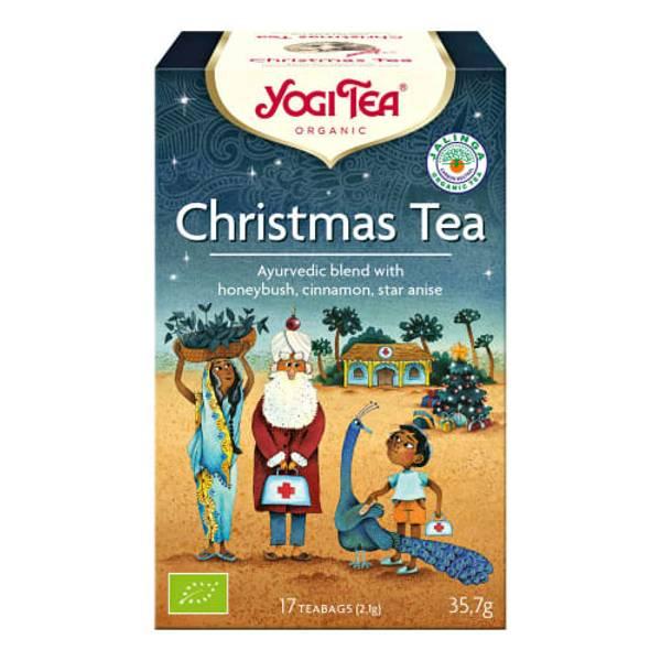 Bilde av Yogi Tea Christmas tea 17 teposer