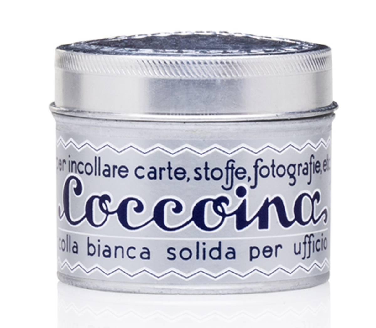 Plastfritt lim på boks, 125g / Coccoina
