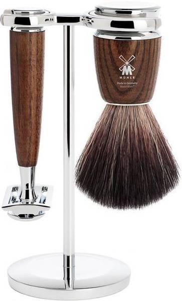 Bilde av Vegansk barbersett 3 deler, ASK / Mühle