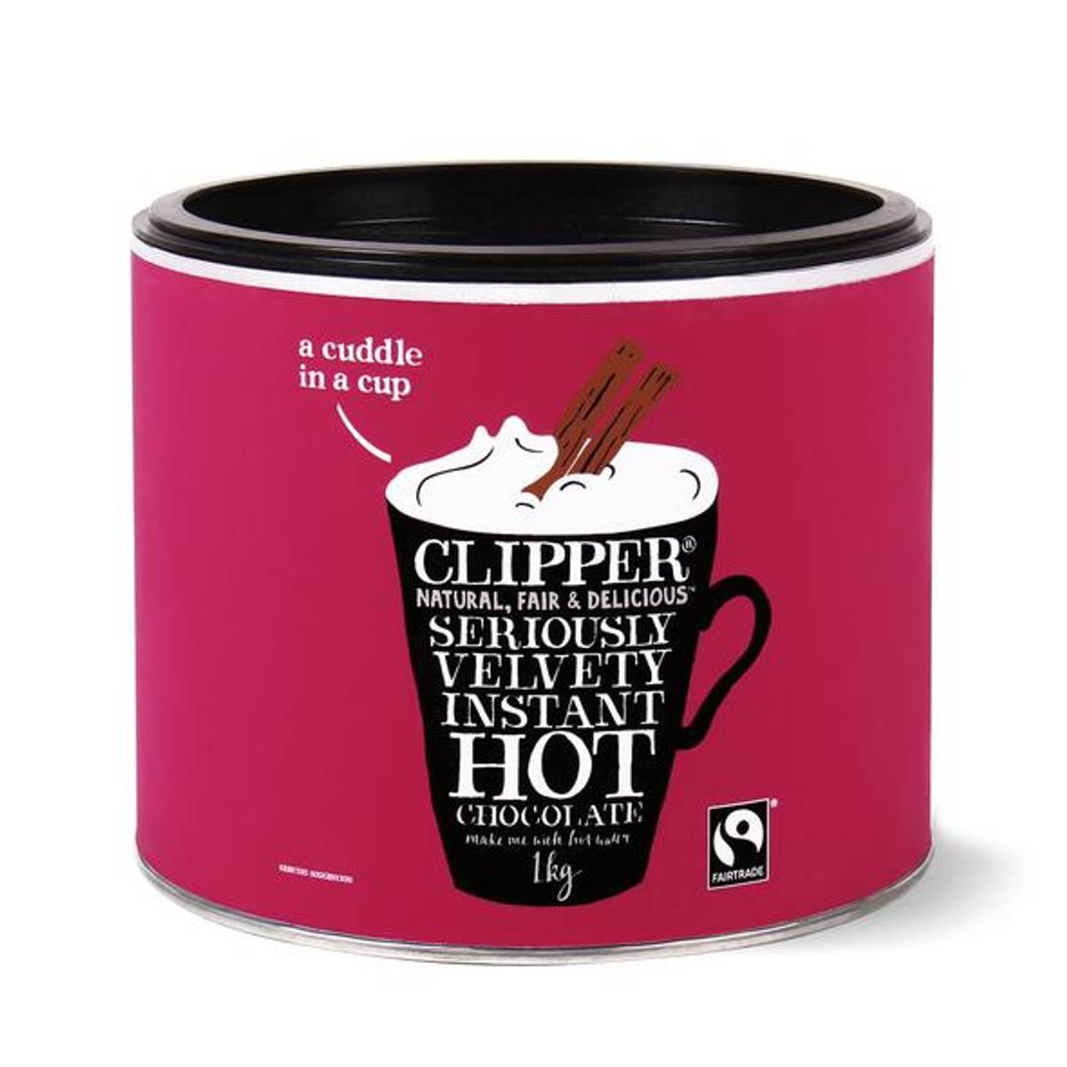 1 kg kakaopulver - Hot Chocolate / Clipper