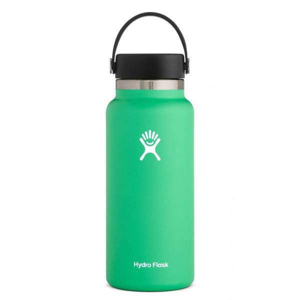 Bilde av Termoflaske 946 ml, SPEARMINT, Wide Mouth Flex Cap / Hydro Flask