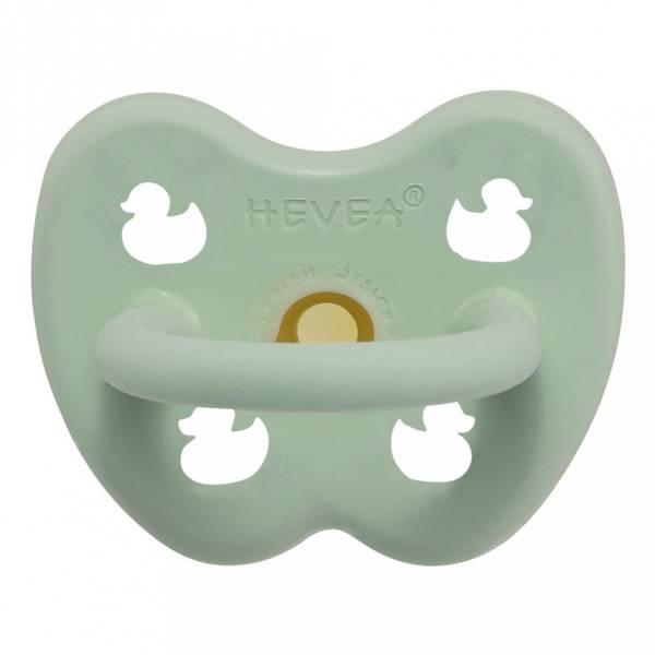 Bilde av Ortodontisk  smokk 0-3 mnd Mellow Mint  / Hevea