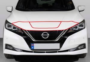 Bilde av Nissan Leaf 2018-> Panserbeskytter Folie