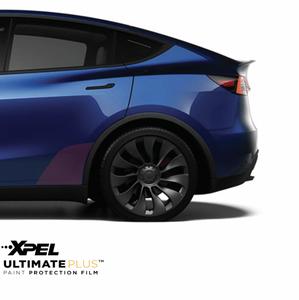 Bilde av Beskyttelse hjulbuer Tesla Model Y Xpel - 2 stk