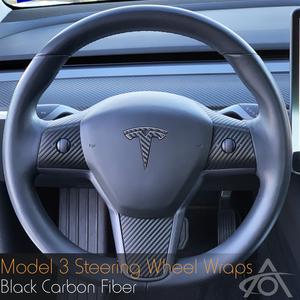 Bilde av Folie til ratt - Tesla Model 3 & Y