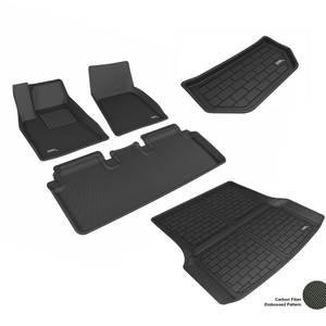 Bilde av 3D MAXpider Tesla Model S Foran+bak+frunk+trunk