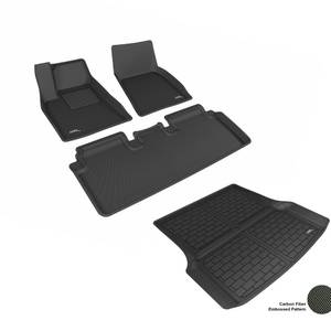 Bilde av 3D MAXpider Tesla Model S Foran+bak+trunk