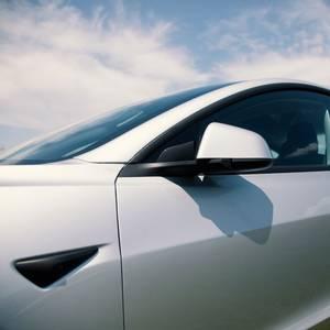 Bilde av Tesbros Chrome Delete Kit Tesla Model 3