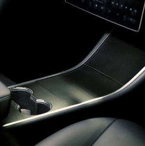 Bilde av TesBros Folie Midtkonsoll Tesla Model 3 & Y
