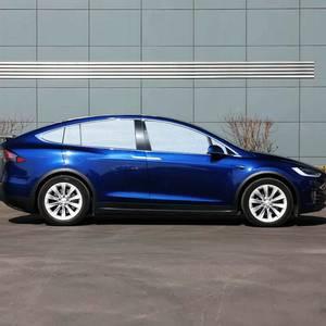 Bilde av Solskjerm - Komplett sett - Tesla Model X