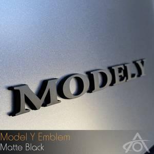 Bilde av Emblem Tesla Model Y