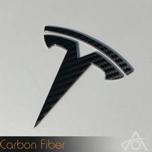 Bilde av Logo bak - folie Tesla Model 3 2018-2020