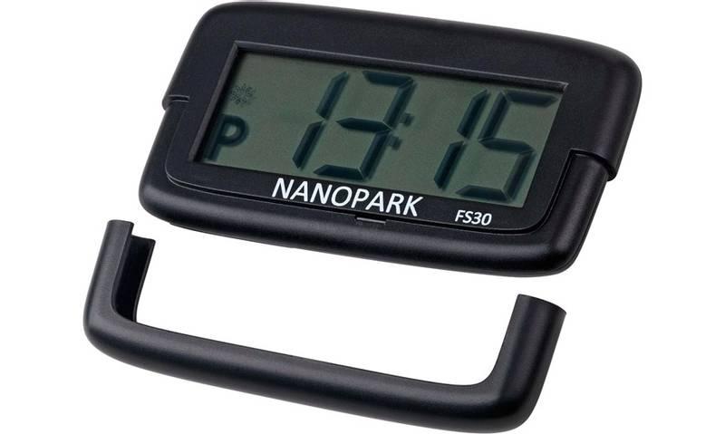 Elektronisk parkeringsur NANOPARK