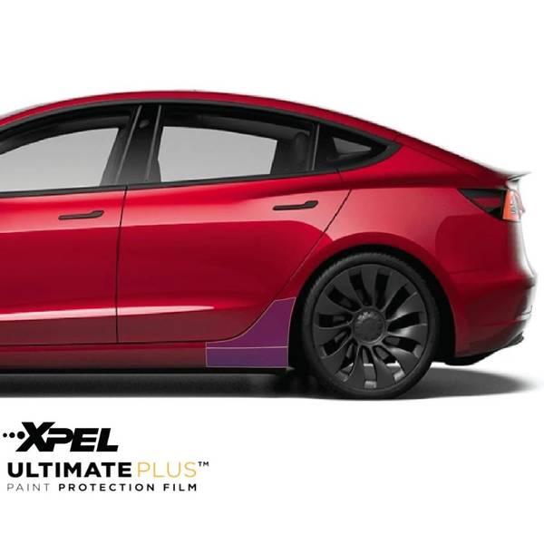 Beskyttelse hjulbuer Tesla Model 3 Xpel - 2 stk
