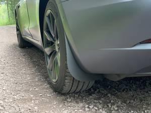Bilde av Mud flaps skvettlapper Tesla Model 3