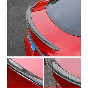 Bilde av Karbonspoiler Tesla Model S Trunk