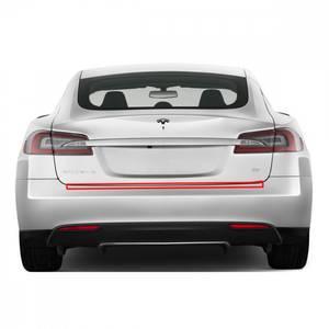 Bilde av Tesla Model S 2012-> Bakfangerbeskytter Folie