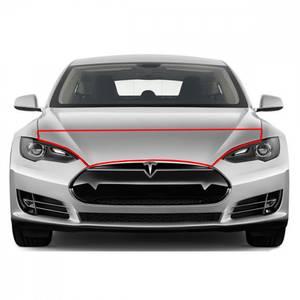 Bilde av Tesla Model S 2012-2017 Panserbeskytter Folie