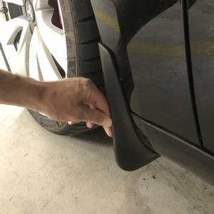 Bilde av Skvettlapper Mud Flaps Tesla Model 3