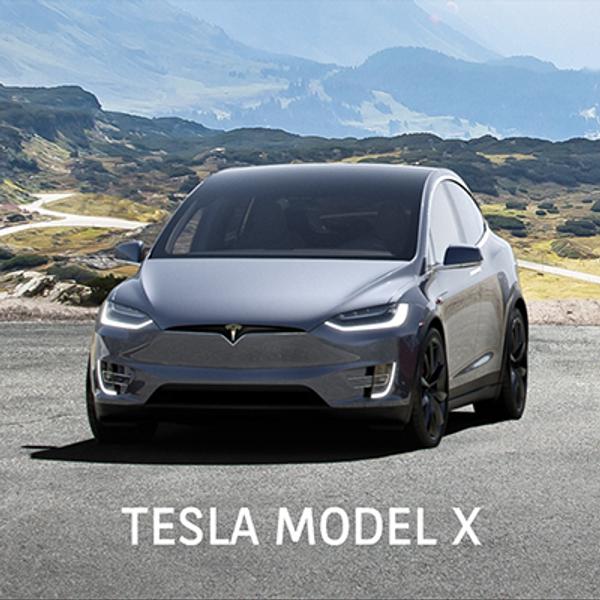 Tesla model x tilbehør