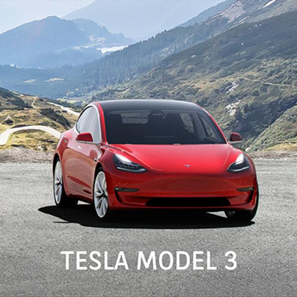 Tesla model 3 tilbehør