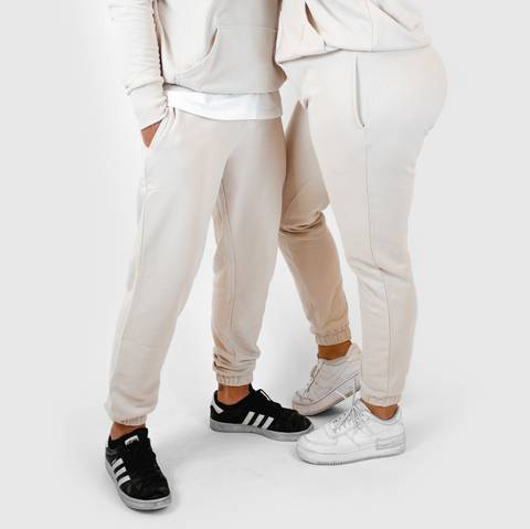 Bilde av HIM&HER pant - creme