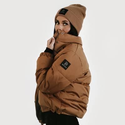 Bilde av Padded jacket - honey