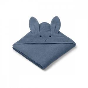 Bilde av LIEWOOD Badehåndkle - Rabbit Blue
