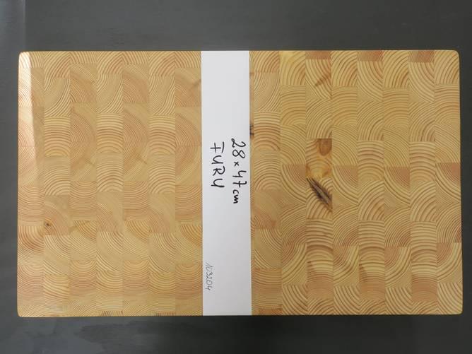 Bilde av Endevedsfjøl i furu 28 x 47 cm