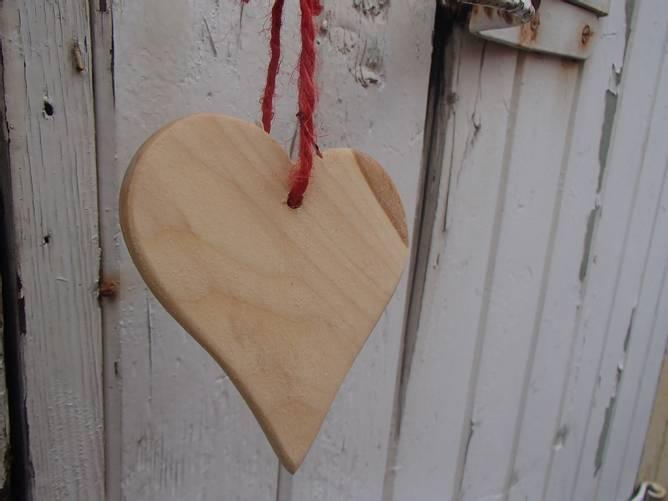 Bilde av Hjerte #3 lind
