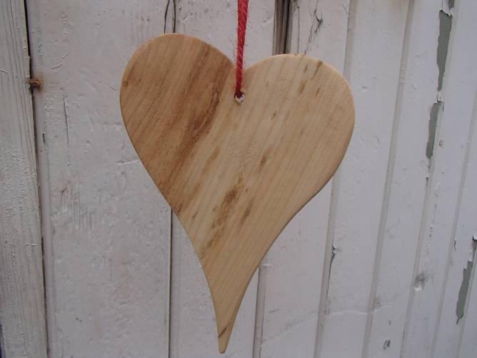 Bilde av Hjerte #4 lind