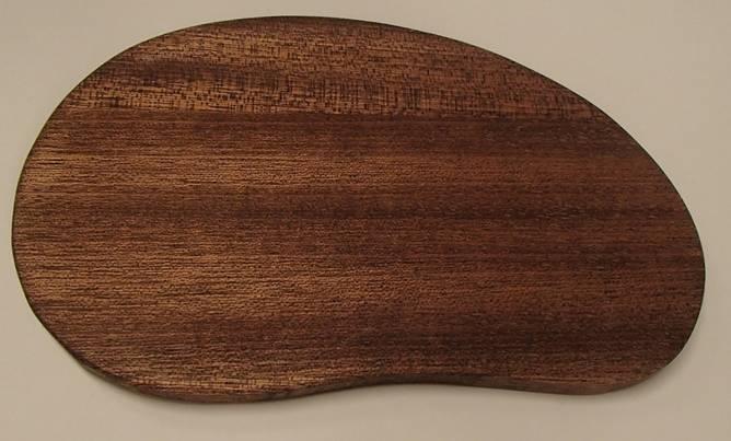 Bilde av Kuvertbrikker i mahogny
