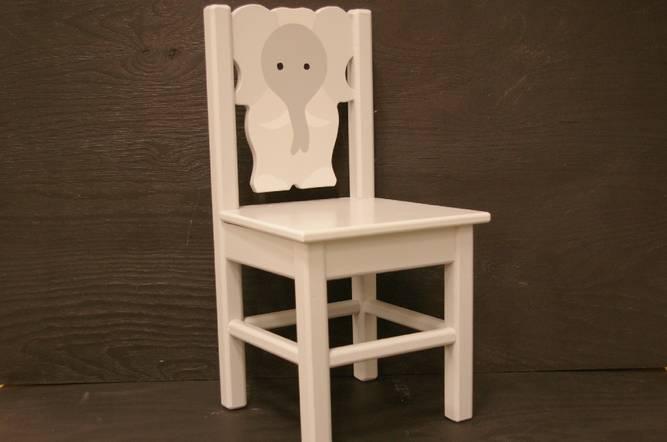 Bilde av Elefantstol grå