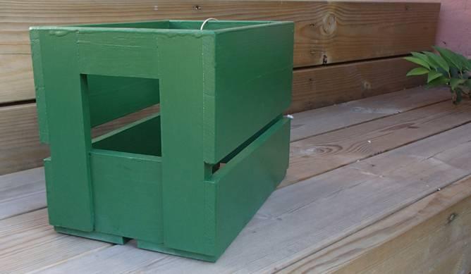 Bilde av Ølkasse grønn